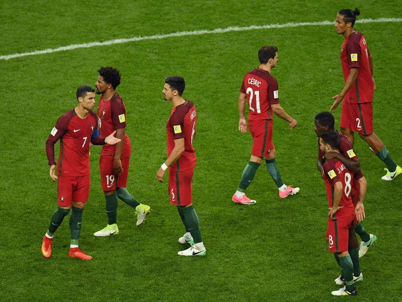 Portugal v Chile: Semi-Final - FIFA Confederations Cup Russia 2017