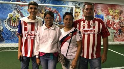 El color del partido entre Chivas y Veracruz para cerrar la actividad en el torneo Apertura 2019 por parte de ambos clubes.