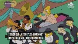 La Casa Blanca apaga sus luces y el Internet cree que 'Los Simpsons' lo predijeron