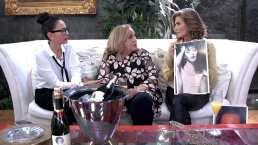 Silvia Pinal habla a fondo de su familia