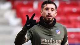 Héctor Herrera sigue pendiente de prueba negativa para jugar a Champions League