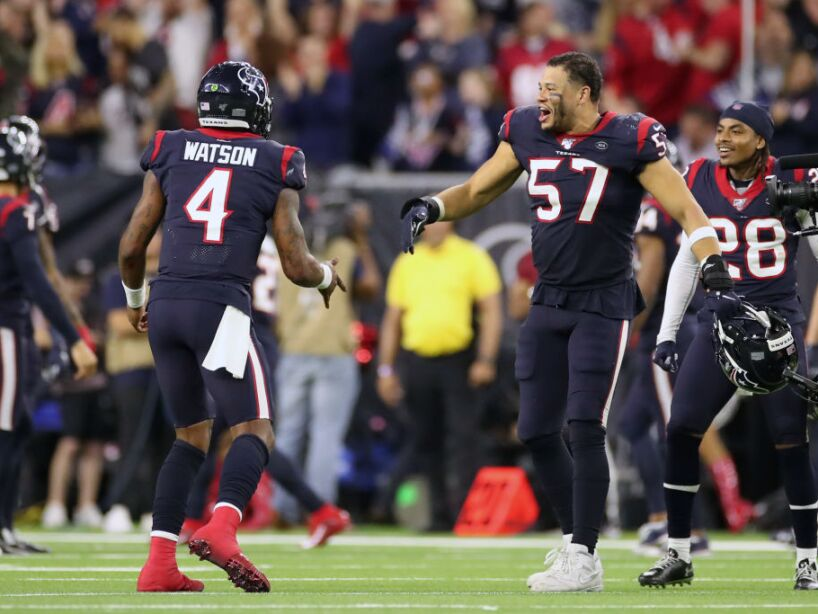 Wild Card Round - Buffalo Bills v Houston Texans