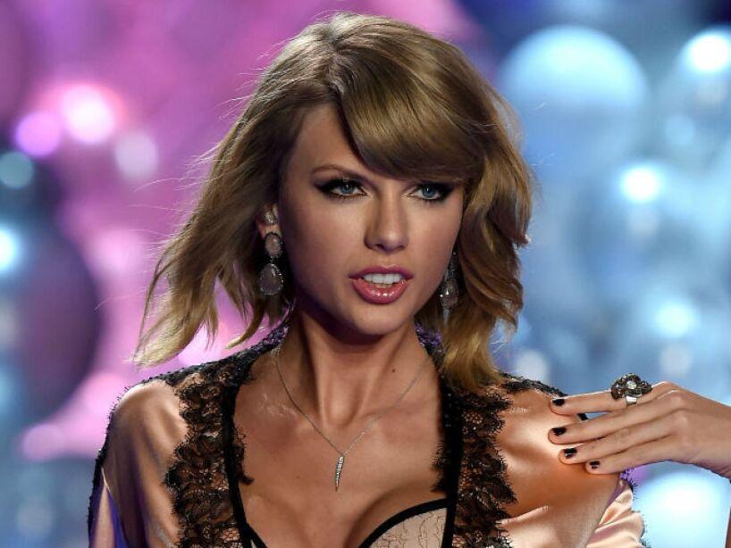 18. Taylor Swift: No es bien vista por salir con varios hombres y luego hablar mal de ellos en sus canciones.