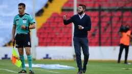 Alex Diego tiene el respaldo de Querétaro tras mal paso