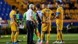 Ricardo Ferretti se queja del arbitraje