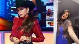 Ana Bárbara 'demuestra' que no solo canta regional mexicano y sorprende a sus seguidores