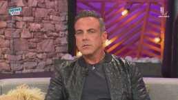 Carlos Ponce revela que su peor beso en una telenovela fue con Yolanda Andrade