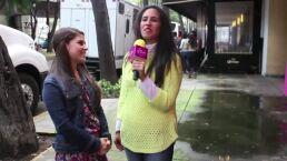 Ximena Martínez encuentra una niña que la llena de alegría