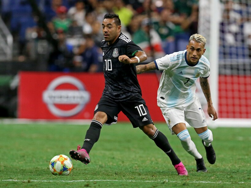 Argentina v Mexico - FIFA Friendly Match