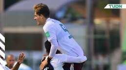 Santiago Muñoz hizo el mejor gol del Mundial Sub 17, para la FIFA