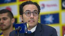 Tigres anuncia a Mauricio Culebro como nuevo vicepresidente
