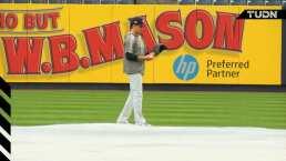 Así se prepara Masahiro Tanaka para abrir en el cuarto juego de Yankees vs. Astros