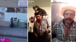 Dueño de la perrita que se hizo viral ya tiene TikTok y ahora no paran de bailar