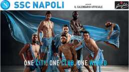 ¡De a modelo! Chucky estará en el calendario del Napoli