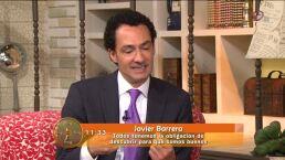 Javier Barrera: ¿Para qué soy bueno?