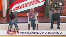 Laura sin censura: 'Ahorré para la boda de mis sueños, pero mi prometido huyó con el dinero y me dejó en la bancarrota'