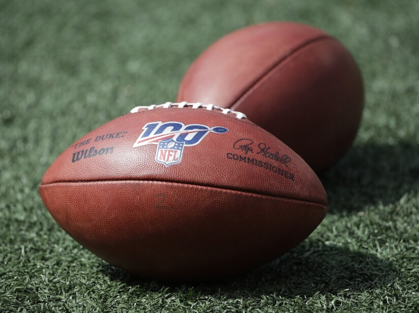 Redskins Eagles Football