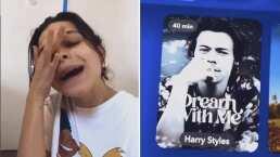 Giselle Kuri confiesa que puede dormir gracias a la voz de Harry Styles