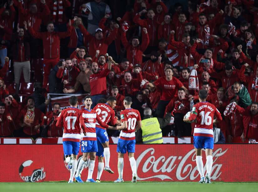 Granada CF v Club Atletico de Madrid - La Liga