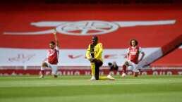 Premier League, en pie de lucha en contra del racismo