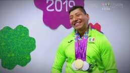 Jesús Hernández, un campeón a pesar de las adversidades