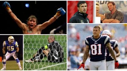 Los casos más tristes de los deportistas que decidieron quitarse la vida por algún problema personal.