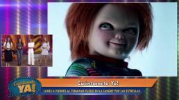 ESTE MIÉRCOLES: Conoce al verdadero muñeco del infierno