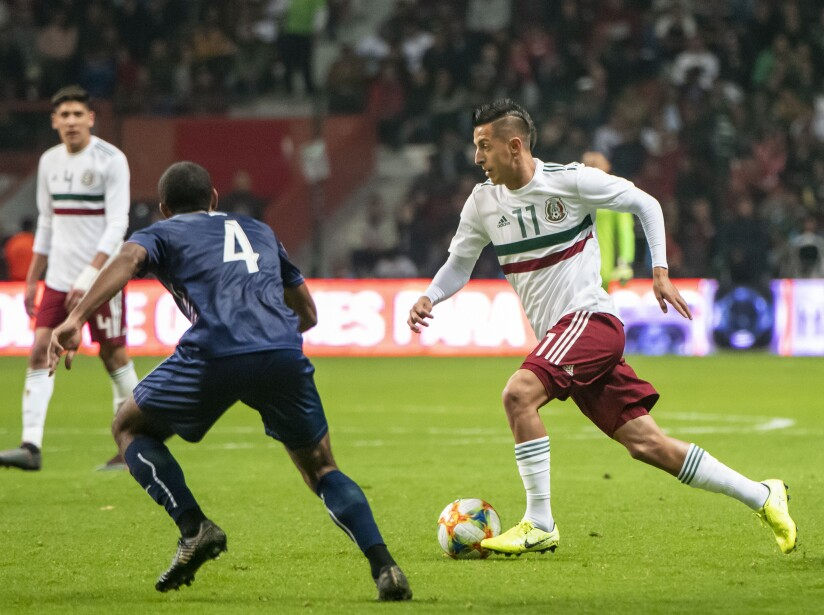 En duelo de la Concacaf Nations League, el combinado mexicano venció 2-1 a Bermudas en el Nemesio Diez