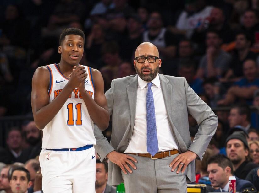 Los New York Knicks se hunden en la Conferencia Este