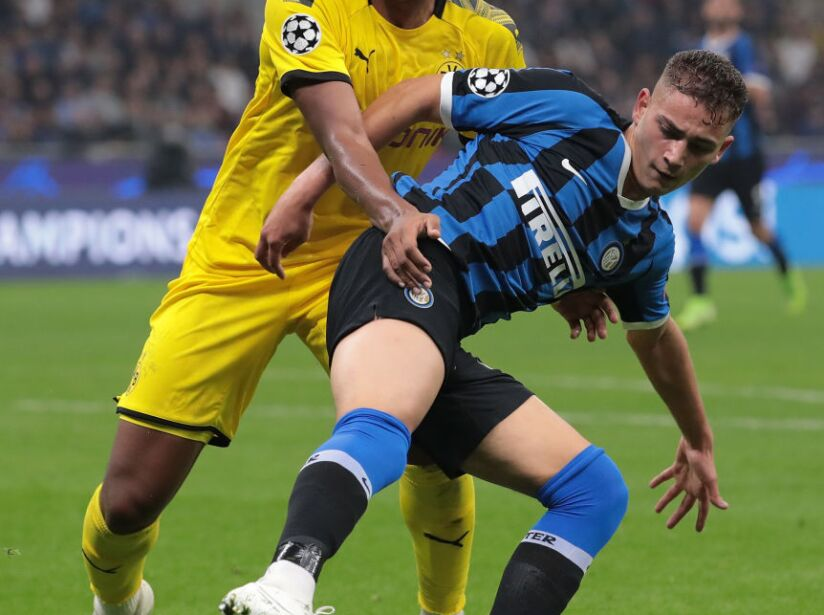FC Internazionale v Borussia Dortmund: Group F - UEFA Champions League