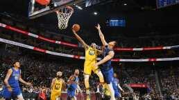 Warriors acaparan el Top 5 de la NBA
