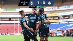 Querétaro sueña con Liguilla gracias a gol de vestidor