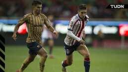 Chivas tendrá varias pruebas para superar ante los Pumas