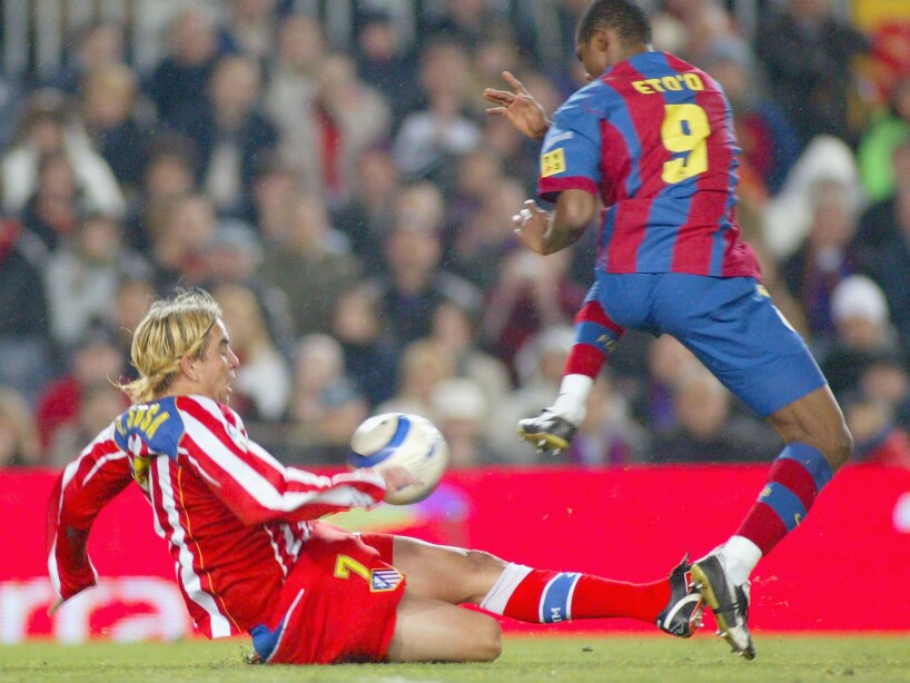 Barcelona v Athletico Madrid