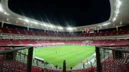 Gobernador de Jalisco aplaude el operativo en el estadio de Chivas