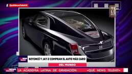 Beyoncé y Jay-Z compran el auto más caro del mundo