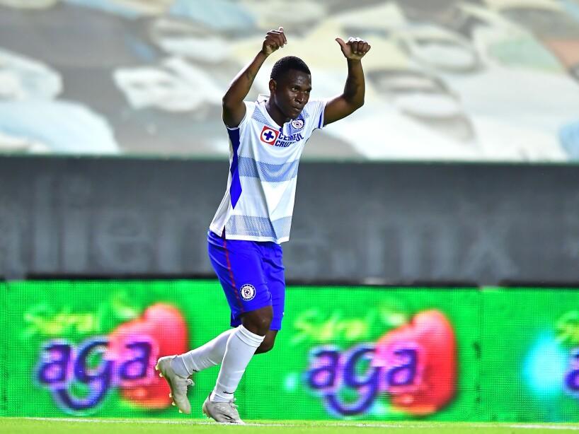 Liga BBVA MX Clausura GUARD1ANES 2021 Leon vs Cruz Azul