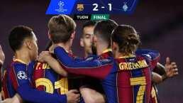 Ter Stegen volvió en estado de gracia y da el triunfo a Barcelona