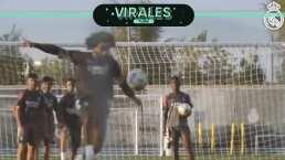 ¡De genio a genio! Marcelo y Zidane se combinan para un golazo