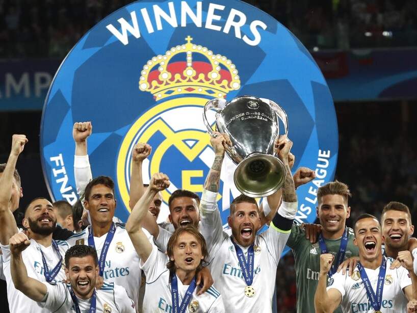 Soccer Champions League A-Z