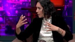 Karla Iberia confiesa cómo puso en riesgo su vida en 'La Bestia'