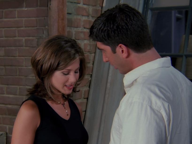 ¿Estaban en un 'break'? Los momentos más memorables de la relación de Rachel y Ross