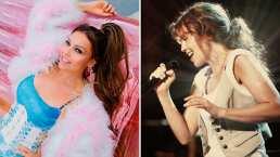 Thalía celebra con alegría sus 30 años de carrera artística: 'Apenas estoy agarrando vuelo'