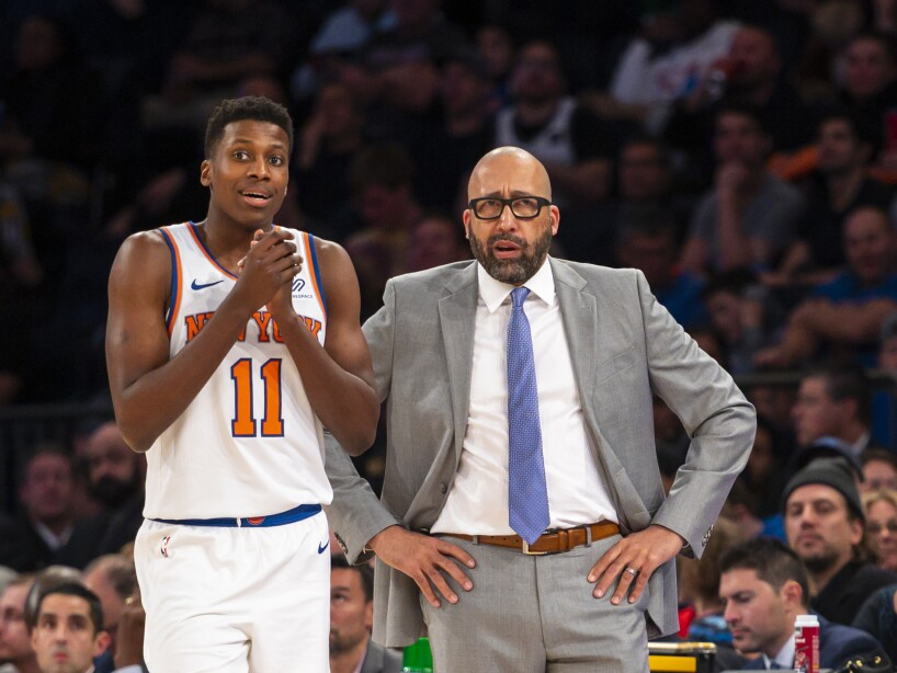 Los New York Knicks se hunden en la Conferencia Este