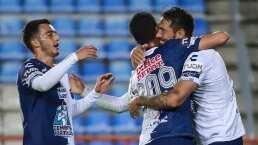 Pachuca por fin gana en Copa y Necaxa se queda en empate