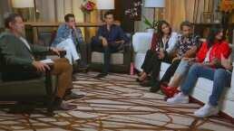 Los integrantes de la dinastía Derbez narran los buenos y malos momentos del viaje en familia
