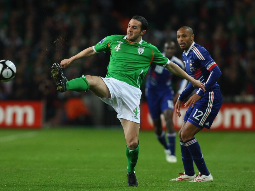 Ireland v France - FIFA2010 World Cup Qualifier