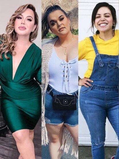 Chiquis, Jacqie, Johnny y Rosie Rivera, además de Jenicka López, decidieron darle prioridad a su salud y sorprendieron a sus seguidores con su pérdida de peso.