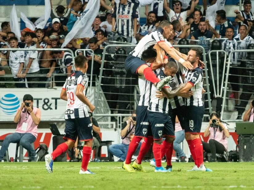 Monterrey vs León, en imágenes