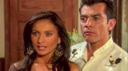 Elizabeth Álvarez revela que su papá le 'leyó la cartilla' a Jorge Salinas cuando se enteró de su noviazgo